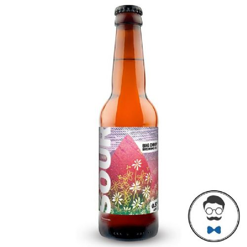 Big Drop  Alcohol Free Sour Beer (0.5% ABV)